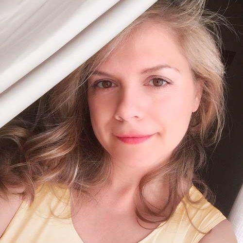 imagen de la autora del post de Sofía Fernández